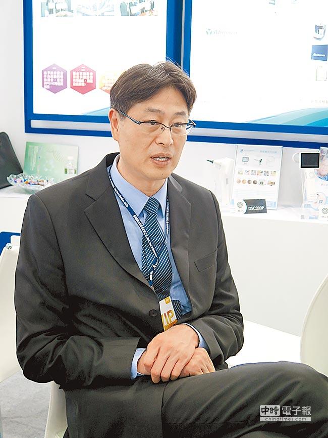 東莞生技董事長宋濤